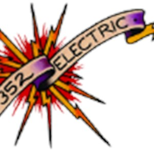 352 Electric Logo