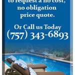 Atlantic Pool Service of Virginia Logo