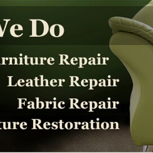 Austin Furniture Repair Logo