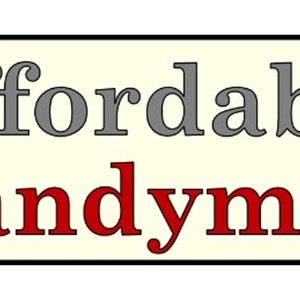 Affordable Handyman Logo