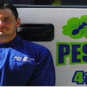George Christman Pest Control Logo