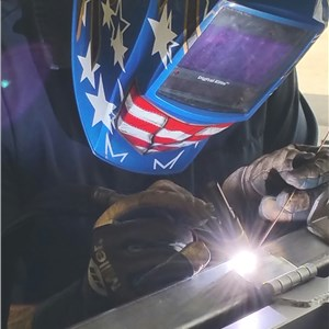 Welding Deposition Rate
