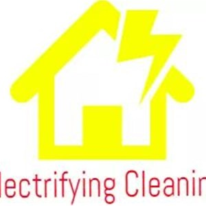 Electrifying Home Maintenance and Cleaning Logo