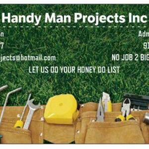 Handyman Projects Logo