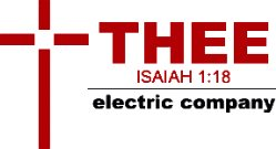 Thee Electric Company Logo