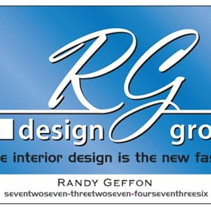 The RG Design Group Logo