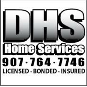 DHS Home Services Logo