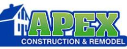 Apex Construction & Remodel Logo