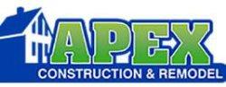 Apex Construction & Remodel Logo