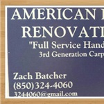 American Home Renovations Logo