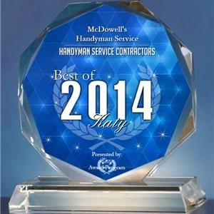 Mcdowells Handyman Service Logo