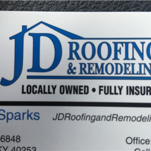 Jd Roofing & Remodeling Cover Photo