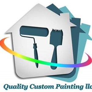 Quality Custom Painting llc Logo