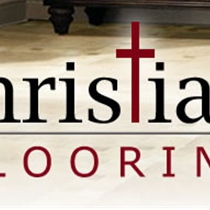 Christian Flooring (webster) Logo