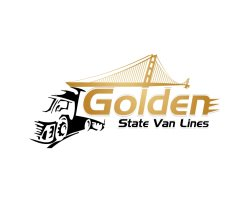 Golden State Moving and Storage Logo