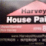 Harveys House Painting Logo