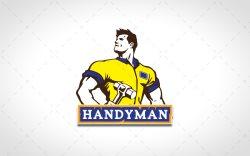 Dc Handy servise Logo