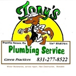 Tonys Plumbing Cover Photo