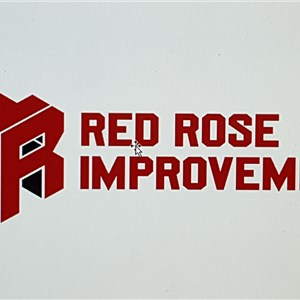 Red Rose Improvements Logo