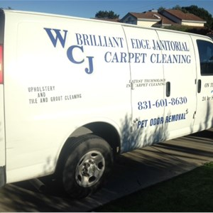 Brilliant Edge Carpet Cleaning Logo