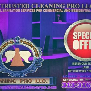 Gods Trusted Cleaning Pro L.l.c. Cover Photo