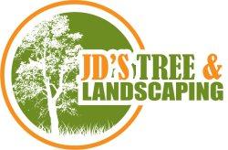 Jds Tree Service & Landscaping Logo