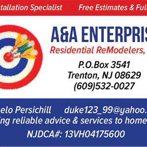 A & A Enterprise Logo