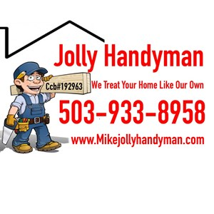 Jolly Handyman Logo
