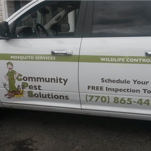 Community Pest Solutions Logo