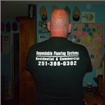 Dependable Flooring Systems Logo
