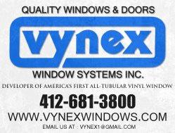 Vynex Window Systems Inc Logo