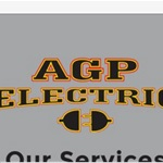Agp Electric Logo