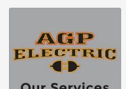 Agp Electric Logo
