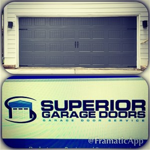 Superior Garage Doors Logo