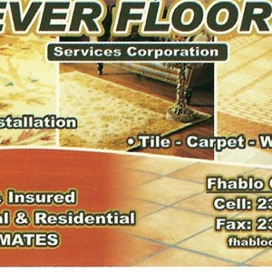 Clever Flooring / Gasparetto Services Corp Cover Photo