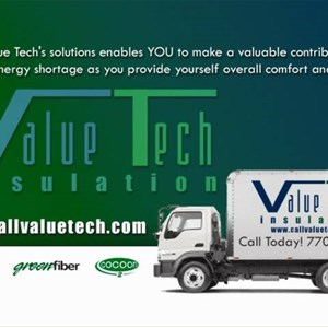 Valuetech Insulation, LLC Logo