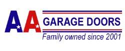 Aa Garage Doors Logo