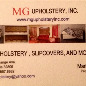 MG Upholstery Cover Photo