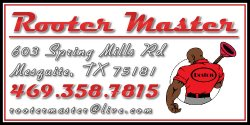 Rooter Master Logo
