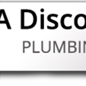 A Discount Plumbing Cover Photo