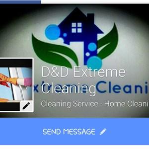 D&d Extreme Clean Logo
