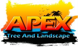Apex Tree and Landscape Logo