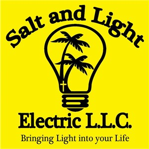 Salt and Light Electric. L.L.C. Logo