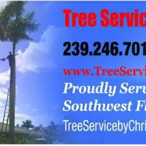 Tree Service By Chris Cover Photo