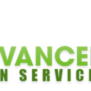 Advanced Lawn Services Logo
