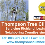 Thompson Tree Climbers and Landscape Cover Photo