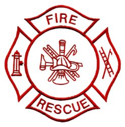 Handi Firefighter Logo