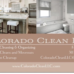 Colorado Clean LLC Logo