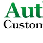 Authentic Custom Services Logo