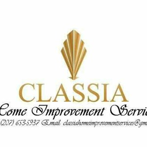 Classia Home Improvement Services. Logo